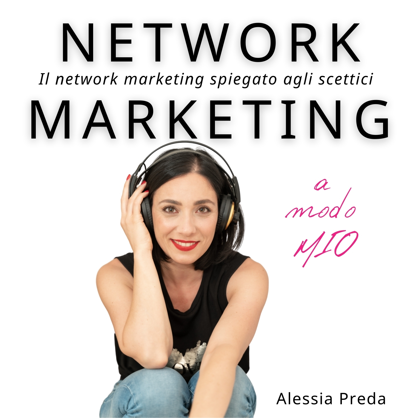 Copertina Podcast Network Marketing a modo mio